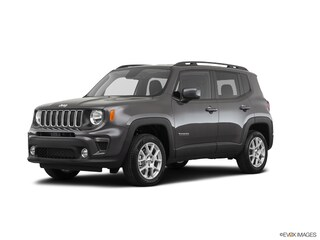 2020 Jeep Renegade LATITUDE 4X4 Sport Utility For Sale in Elma