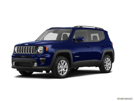 2020 Jeep Renegade Latitude 4x4 SUV