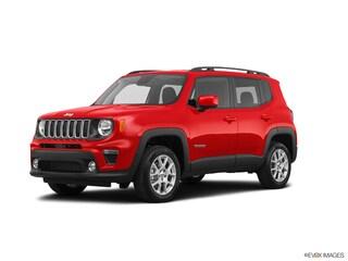 2020 Jeep Renegade LATITUDE 4X4 Sport Utility For Sale Near Buffalo