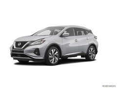 New 2020 Nissan Murano SL SUV for sale near you in Lufkin, TX