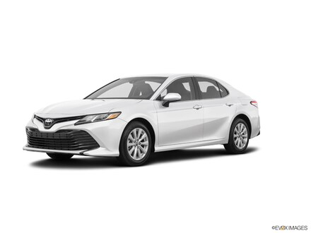 Featured New 2020 Toyota Camry LE Sedan for sale near you in Peoria, AZ