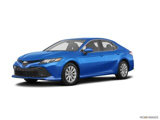 New 2020 Toyota Camry LE Sedan T34484 in Dublin, CA