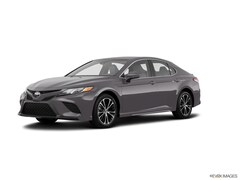 New 2020 Toyota Camry SE Sedan for sale in Charlottesville