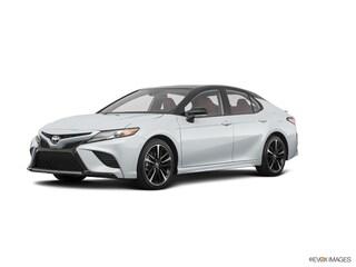 2020 Toyota Camry XSE Sedan