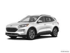 Used 2020 Ford Escape SEL