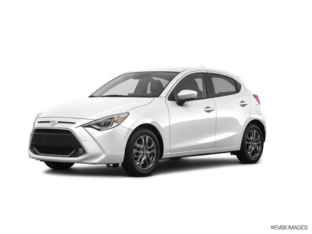 New 2020 Toyota Yaris XLE Hatchback for Sale or Lease in Englewood Cliffs, NJ