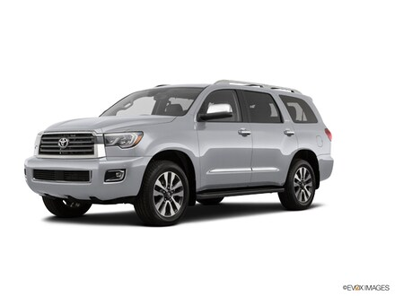 2020 Toyota Sequoia Limited SUV