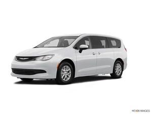 2020 Chrysler Voyager LX Van Passenger Van