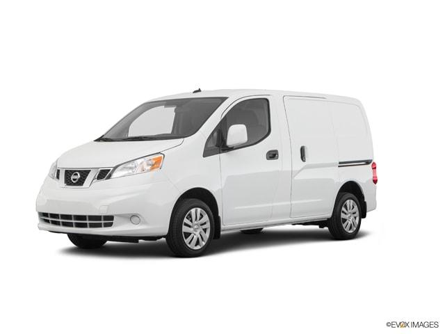 2020 Nissan NV200 Cargo Van
