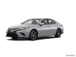 New 2020 Toyota Camry Hybrid SE Sedan in Marietta, OH