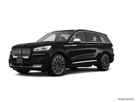 Featured Used 2020 Lincoln Aviator Black Label SUV for Sale in Des Moines
