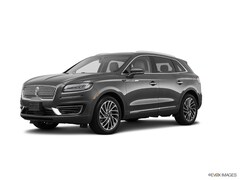 Used 2020 Lincoln Nautilus Reserve SUV