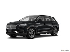 Used 2020 Lincoln Nautilus Reserve Crossover