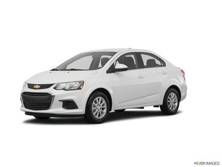 Featured new 2020 Chevrolet Sonic LT Sedan for sale in Jasper, IN.