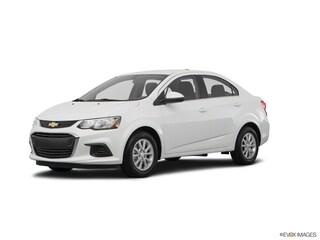 New 2020 Chevrolet Sonic LT Sedan for sale near Jasper, IN