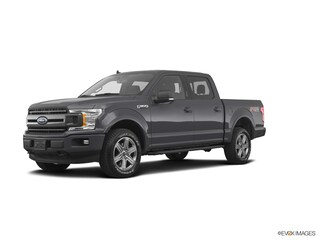 New 2020 Ford F-150 XLT Truck SuperCrew Cab for sale near you in Logan, UT
