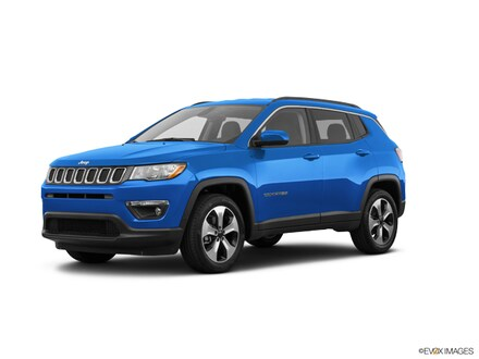 2020 Jeep Compass SUN AND SAFETY 4X4 Sport Utility