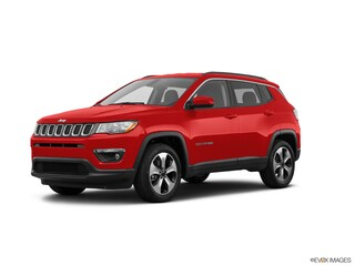 New 2020 Jeep Compass LATITUDE 4X4 Sport Utility in Williamsville, NY