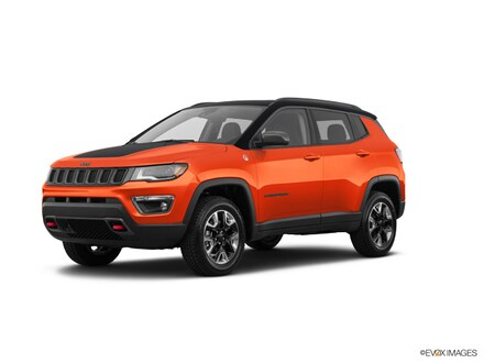 Used 2020 Jeep Compass Trailhawk SUV for Sale in Philadelphia, PA