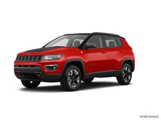 Used 2020 Jeep Compass Trailhawk SUV Utah