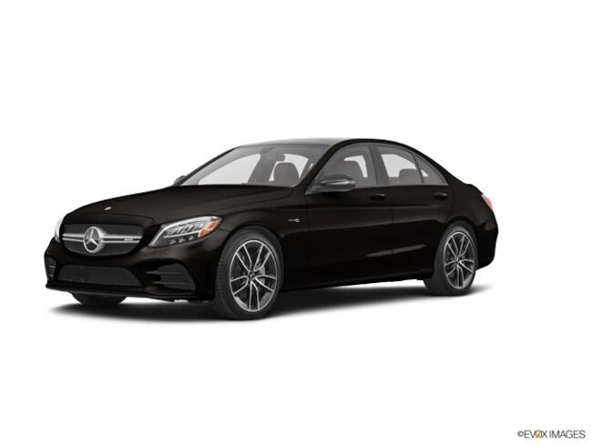 New 2020 Mercedes-Benz AMG C 43 4MATIC Sedan in Canton, Ohio