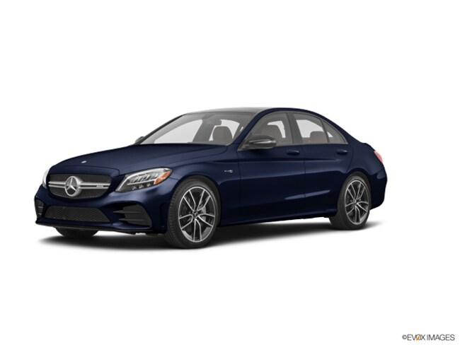 New 2020 Mercedes-Benz AMG C 43 4MATIC Sedan Near Natick