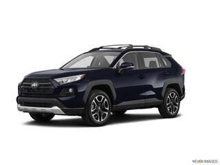 New 2020 Toyota RAV4 Adventure SUV 2T3J1RFV1LC120674 22178 serving Baltimore