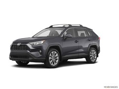 New 2020 Toyota RAV4 XLE Premium SUV near Dallas, TX