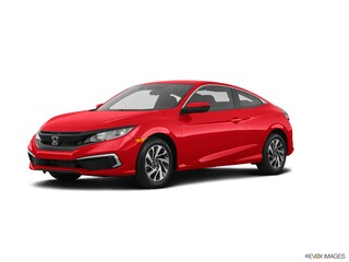 New 2020 Honda Civic LX Coupe for sale in Houston, TX