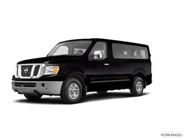 2020 Nissan NV Passenger NV3500 HD Van