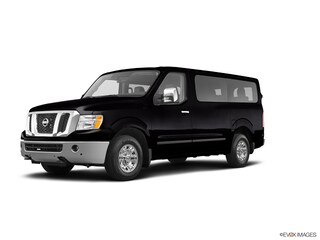 New 2020 Nissan NV Passenger NV3500 HD SL V8 Van Passenger Van for sale near you in Corona, CA