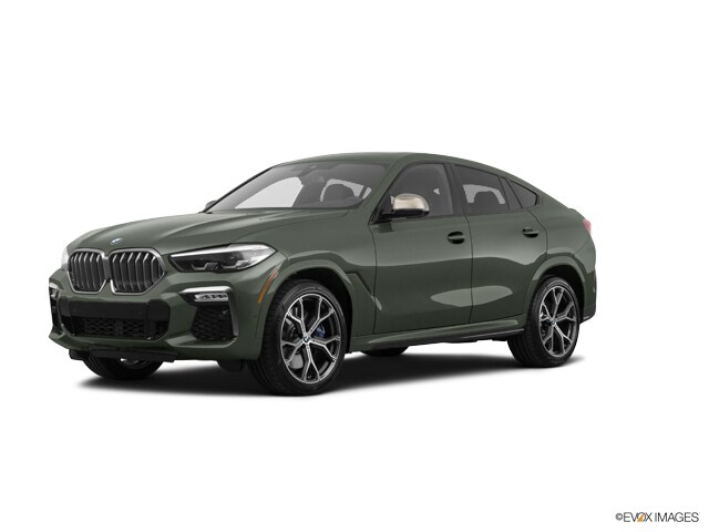 2020 BMW X6 M50i Sports Activity Coupe in [Company City]