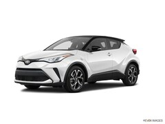 2020 Toyota C-HR XLE SUV NMTKHMBX3LR118627