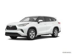 2020 Toyota Highlander LE Sport Utility