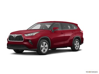 New 2020 Toyota Highlander LE SUV for sale in Clearwater