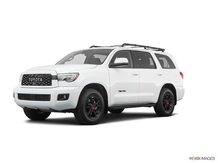 Featured New 2020 Toyota Sequoia TRD Pro SUV for sale near you in Brunswick, OH