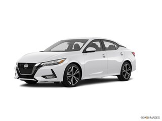 New 2020 Nissan Sentra SR Sedan in Denville NJ