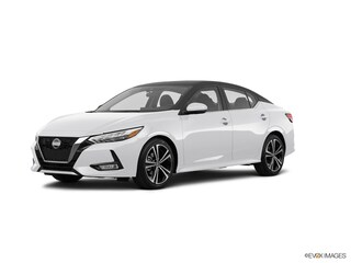 New 2020 Nissan Sentra SR Sedan For Sale Meridian MS