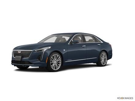 2020 CADILLAC CT6 3.6L Premium Luxury Car