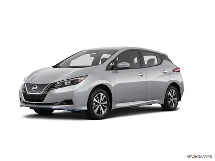 2020 Nissan LEAF S PLUS Hatchback