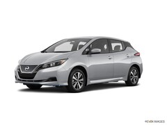 New 2020 Nissan LEAF S PLUS Hatchback 1N4BZ1BP9LC311126 For Sale in South Burlington
