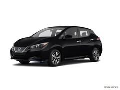 New 2020 Nissan LEAF S PLUS Hatchback 1N4BZ1BP4LC310885 For Sale in South Burlington