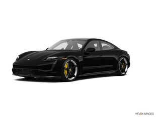 2020 Porsche Taycan Turbo S Coupe