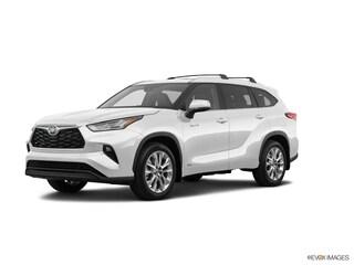 2020 Toyota Highlander Hybrid Limited SUV For sale near Turnersville NJ