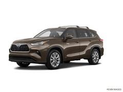 2020 Toyota Highlander Hybrid Hybrid Limited SUV