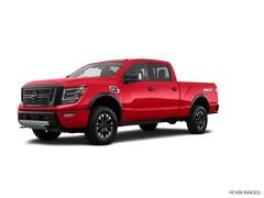 2020 Nissan Titan PRO-4X Truck