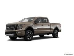 2020 Nissan Titan PRO-4X Truck Crew Cab