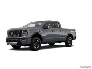 2020 Nissan Titan PRO-4X Truck Crew Cab 1N6AA1ED2LN507263