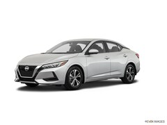 New cars, trucks, and SUVs 2020 Nissan Sentra SV Sedan for sale near you in Pennsylvania