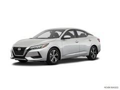 New 2020 Nissan Sentra SV Sedan for sale in Merced, CA